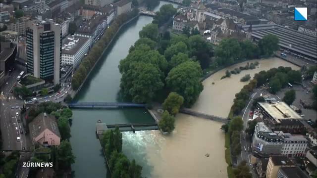 130 Millionen Franken gegen Hochwasser
