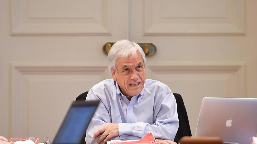 Chiles Präsident kündigt soziales Massnahmenpaket an