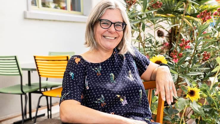 Irene Brioschi ist seit 2015 Kulturbeauftragte.