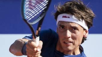 Grösster Erfolg seiner Karriere: Marc-Andrea Hüsler erreichte beim ATP-Turnier in Kitzbühel die Viertelfinals