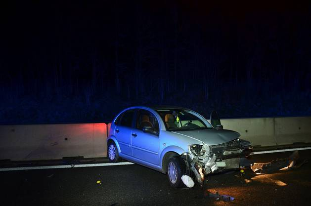Eine entgegenkommende Autofahrerin musste eine Vollbremsung einleiten.