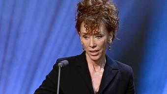 Die Schweizerin Sibylle Berg holt sich bei den österreichischen Theaterpreisen Nestroy den Autorenpreis.