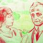 «Doppelporträt» von Elsa und Curt Glaser des befreundeten Malers Edvard Munch. (zvg)