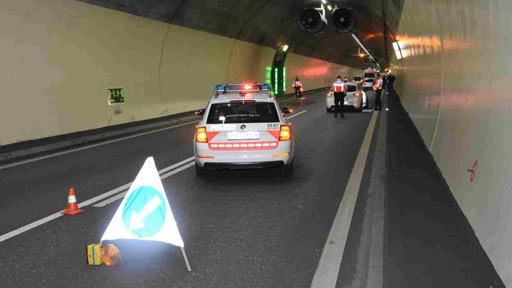 Polizei kontrolliert 160 Autofahrer – vier sind fahrunfähig