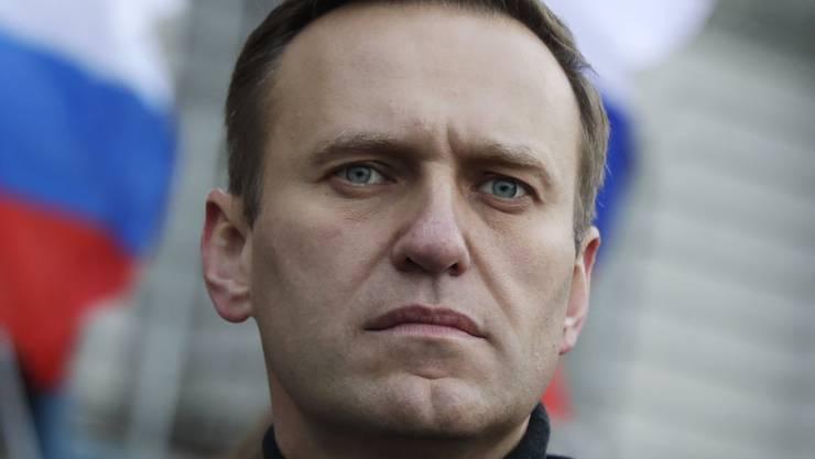 Der 44-jährige Oppositionspolitiker Alexej Nawalny wurde vergiftet.
