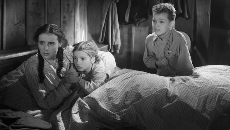 Auf dem Land gibts keine Freude: Kinderzimmer des Leidens in «Das Menschlein Matthias».