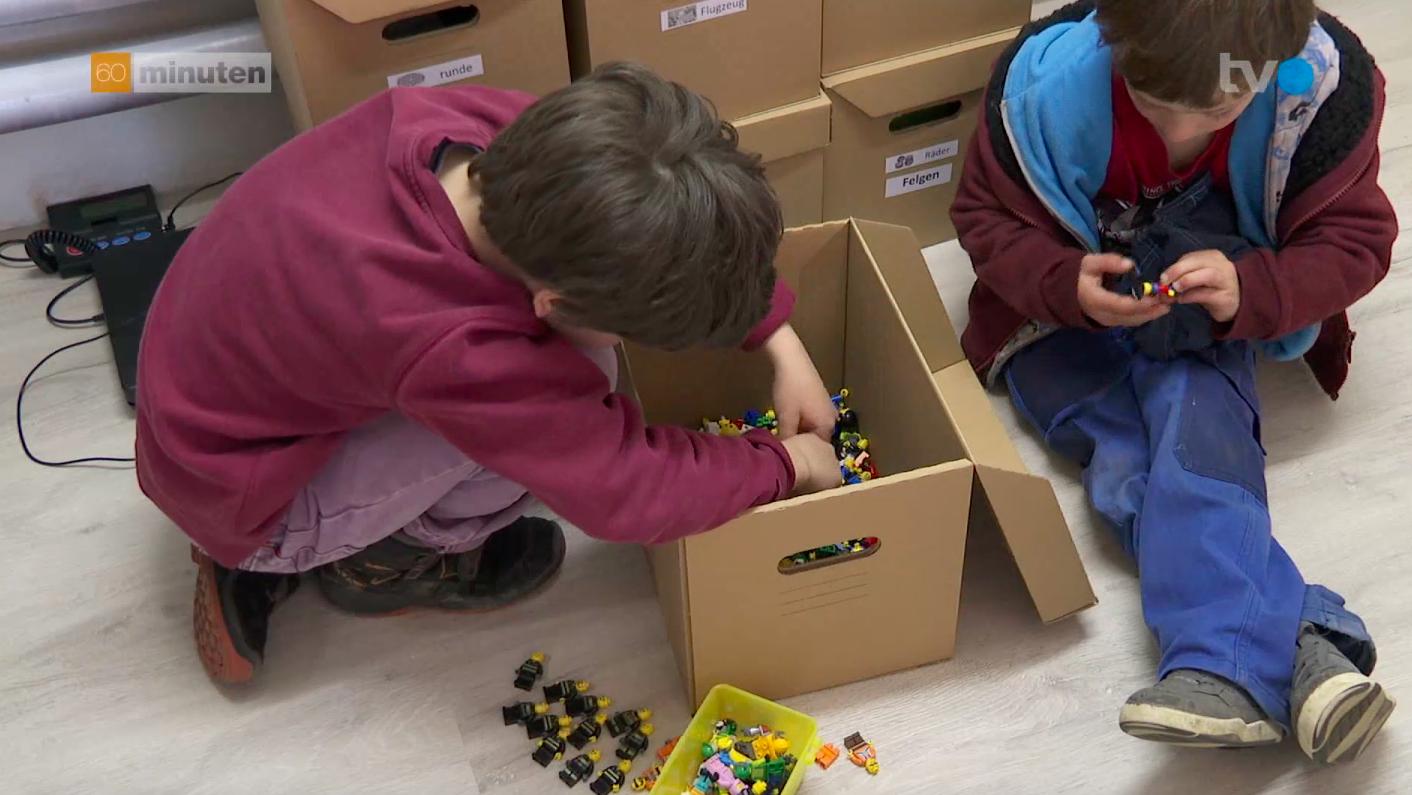 Kaum ein Kind liebt es nicht, mit Lego zu spielen.