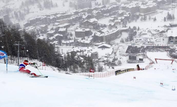 Marcel Hirscher ist so schnell wie kein anderer: 60. Sieg im Weltcup.