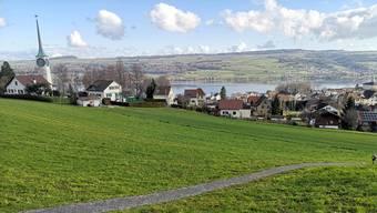 Beinwil am See hat zu viel attraktives Bauland. (Bild: 12.2019)