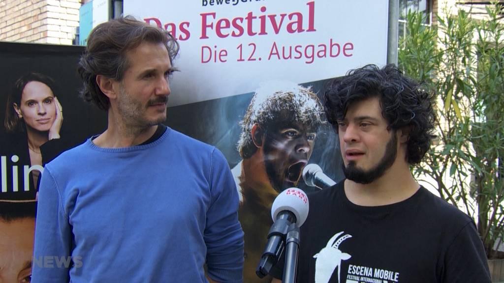 «BewegGrund»-Festival: Menschen mit und ohne Beeinträchtigung machen gemeinsam Kunst