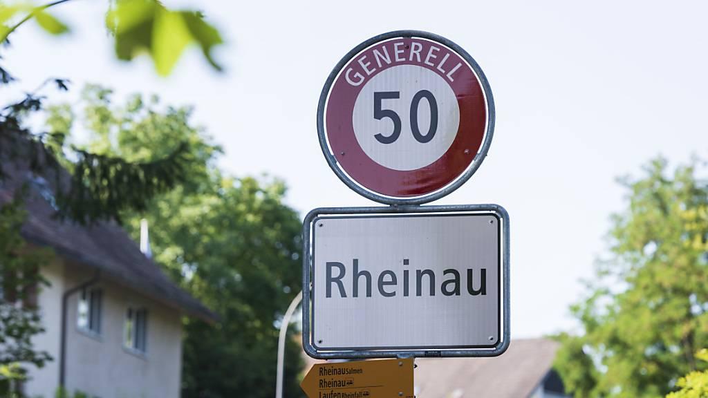 Südkoreaner besuchen Rheinau