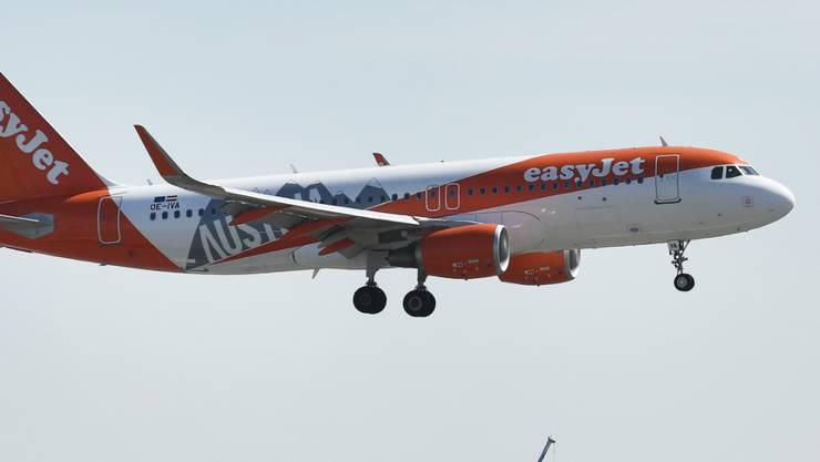 Easyjet will bei seinen Geschäftszahlen für das Gesamtjahr eine höhere Flughöhe als im Vorjahr in Angriff nehmen. (Archiv)