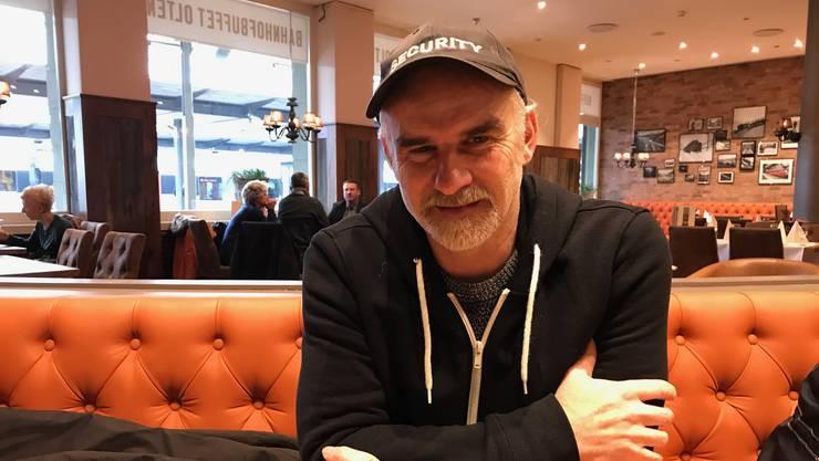 Der Filmemacher Peter Bolliger aus Olten wurde für seinen aktuellen Film von seinem eigenen Leben inspiriert.