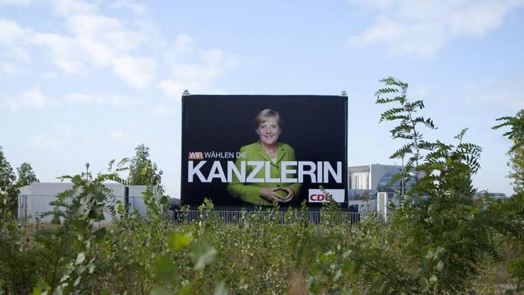Angela Merkels Wahlstrategie ging auf.