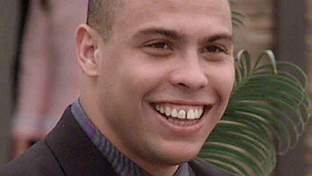 Ronaldo hat gut lachen - er ist wieder Papi geworden (Archiv)