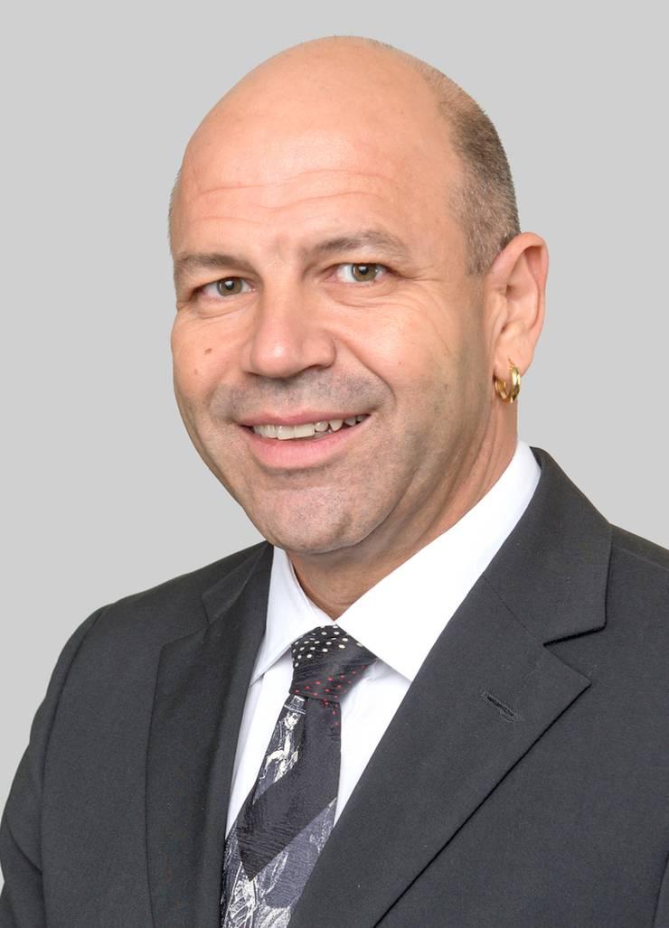 Der Gemeindepräsident von Zullwil: Roger P. Hänggi (SVP)