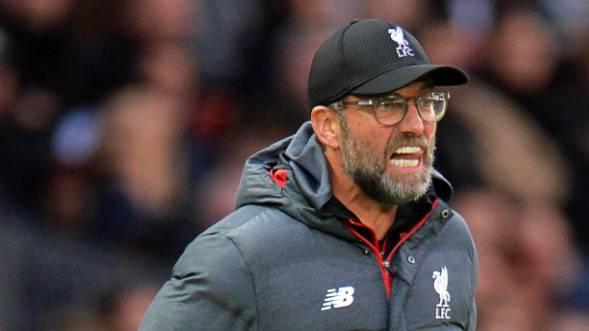 Fertig mit dem Saubermann-Image: Liverpools Trainer Jürgen Klopp teilte an einer CL-Pressekonferenz ordentlich aus.