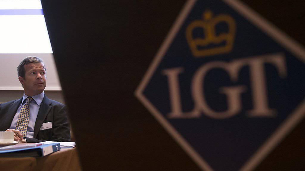 Prinz Max von und zu Liechtenstein ist der CEO der Bankengruppe LGT. (Archivbild)