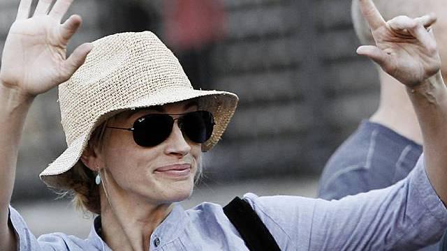 Julia Roberts in Rom