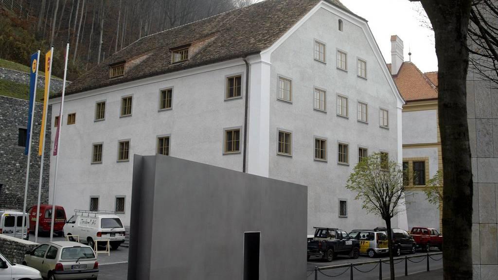 Im Landesmuseum wurde eingebrochen.