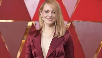 Ihr 30. Geburtstag im November 2018 stimmt Emma Stone nachdenklich. (Archiv)