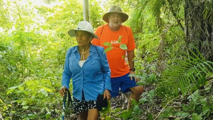 Zwangsferien in Costa Rica – Walenstädter legt 800 Kilometer zurück