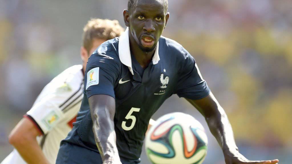 Wechselt für 26 Millionen Pfund zu Crystal Palace: der französische Internationale Mamadou Sakho.