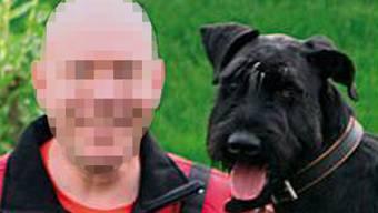 Der Besitzer des explodierten Hauses verlor mehrere Hunde durch vergiftete Köder.