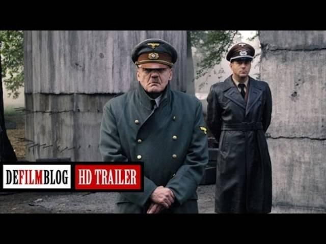 Bruno Ganz spielte Adolf Hitler im Film «Der Untergang»