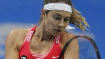 Stefanie Vögele gelang in Indian Wells der zweite Sieg in diesem Jahr