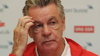 Ottmar Hitzfeld wurde von der Fifa für zwei Spiele gesperrt.