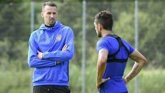 Marco Streller: «Wir hätten uns in der Sommerpause von Trainer Wicky trennen sollen. Aber wir waren nicht konsequent genug.»