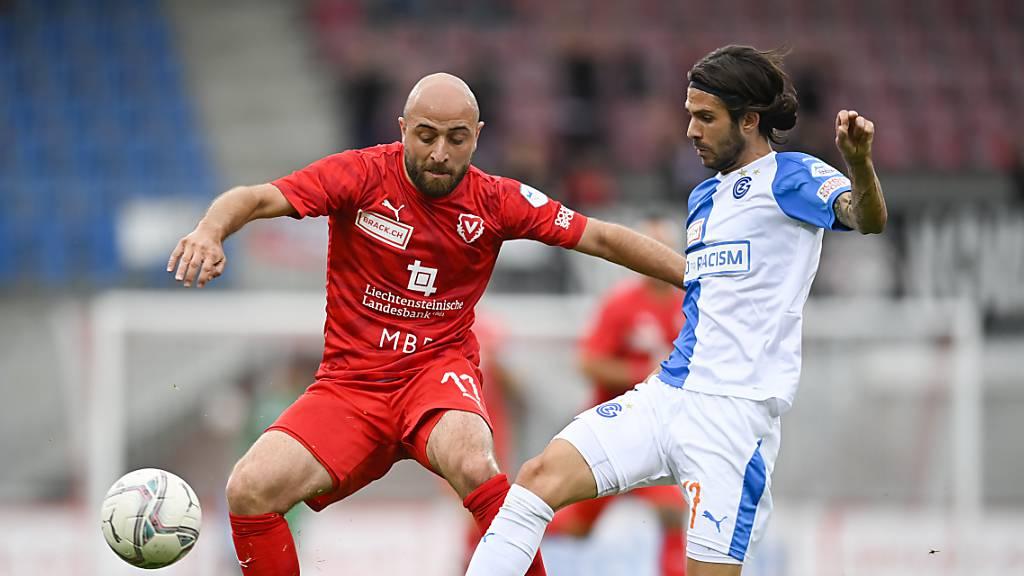 Schafft Vaduz heute den Aufstieg in die Super League?