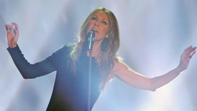 """Meidet Partys: Sängerin Celine Dion am Samstag in """"Wetten Dass...?"""""""