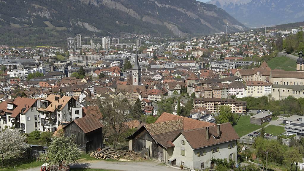 Budget der Stadt Chur mit schwarzen Zahlen