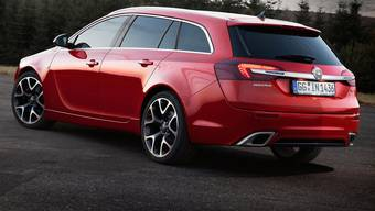 Opel Insignia OPC_Sports Tourer