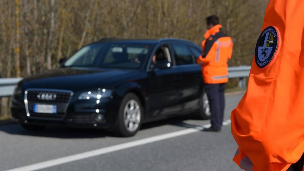 Polizei fasst Raser: Mann fährt doppelt so schnell als erlaubt