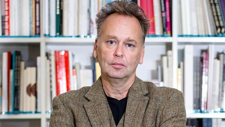 Peter Erismann im Aargauer Kuratorium: «Ich bin Kulturmanager mit einem heissen Kern.»
