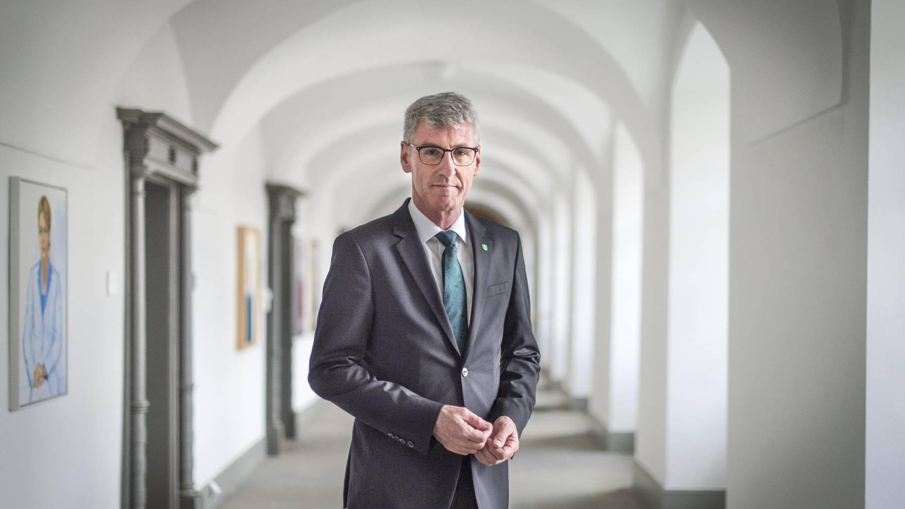 Peter Göldi wollte seinen Lohn als Gemeindepräsident geheim halten.