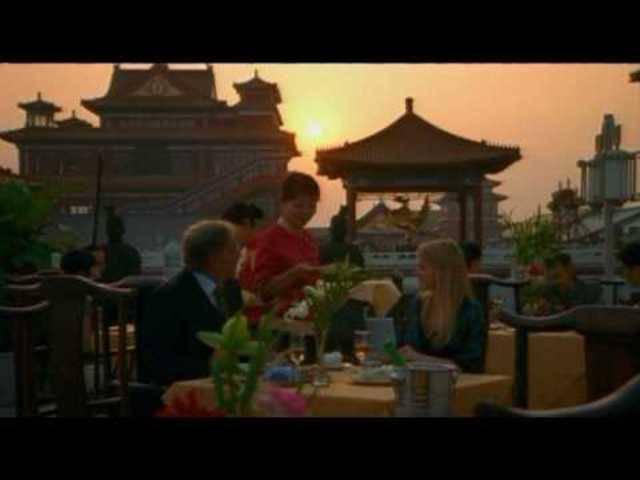 Christian Kohlund als Markus Winter in «Das Traumhotel» in China.