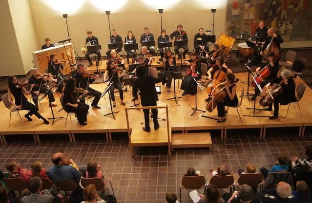 CMU Familienkonzert unter dem Motto Magic in Music