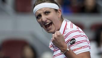 Timea Bacsinszky ist als Ersatz-Frau für die WTA-Finals qualifiziert