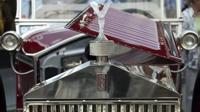 Ein Rolls-Royce aus dem Jahre 1926 (Symbolbild)
