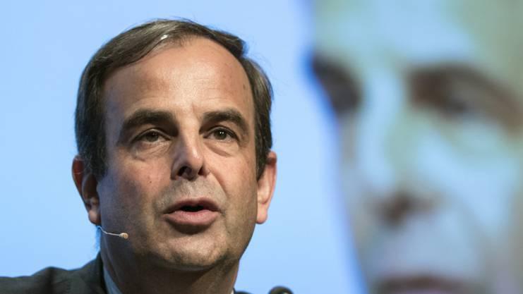 CVP-Präsident Gerhard Pfister sagt, an seiner Partei werde eine bürgerliche Lösung nicht scheitern.