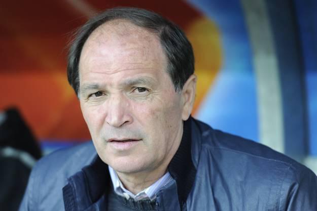 Raimondo Ponte, Trainer FC Sion
