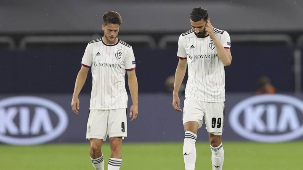Schweizer Klubs im Europacup nur noch drittklassig