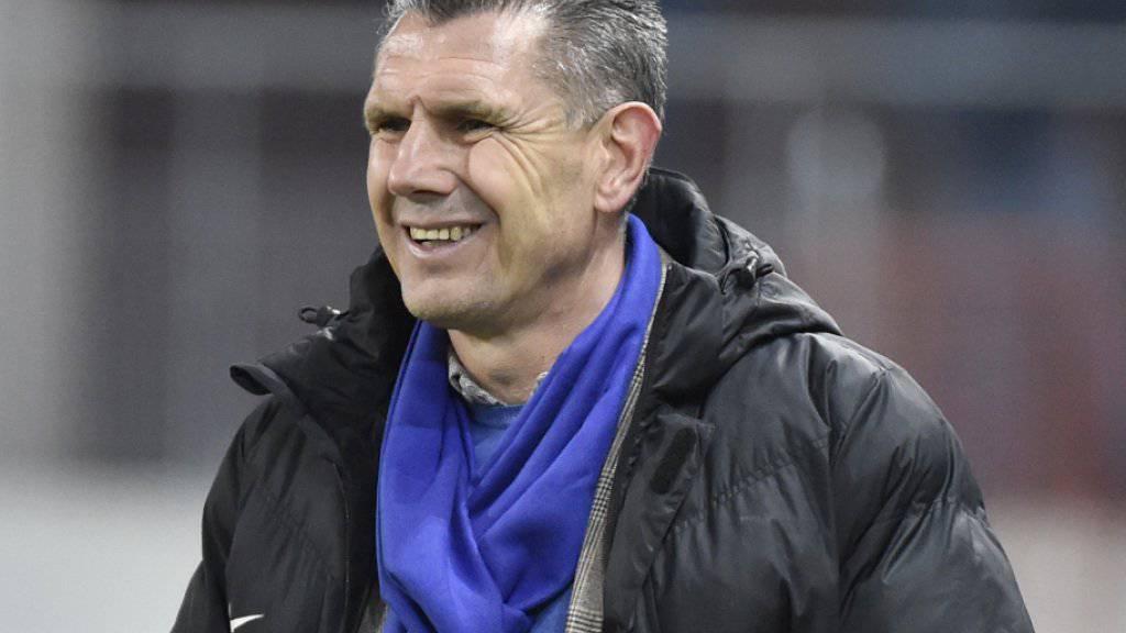 Petar Aleksandrov kehrt zum FC Aarau zurück