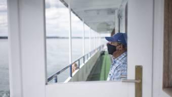 Die Schiffahrtsbranche verzeichnet einen Passagierrückgang während der gegenwärtigen Coronakrise.  (Symbolbild)