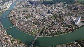Alles klar am Rhein: Die Wirtschaft dürfte auch in diesem Jahr florieren.