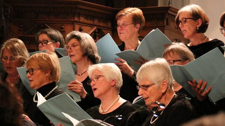 Das diesjährige Konzert stand unter dem Engelmotiv, besonders schön hervorgebracht in den Werken des deutschen Komponisten Felix Mendelssohn Bartholdy.